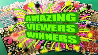 ABSOLUTELY AMAZING...ALL THESE SCRATCHCARDS...CASH SPECTACULAR..£100 BONUS..GREEN £500,000. BEEN WON
