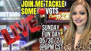 LIVE VGT SUNDAY FUN'DAY! LET'S GET SOME RED SCREENS!  HAPPY MEMORIAL DAY WEEKEND!️