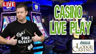 Late Night Casino Slots Live with BoD!