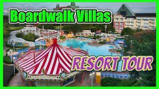 Boardwalk Villas FULL TOUR * Walt Disney World Resort * August 2019 | Living The Good Life