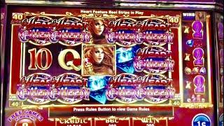 ***MAX BET BIG WIN*** AWESOME Bonus Games Win! Bad Day for Casino - Sign of Winning??