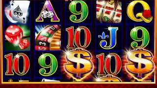 DOLLAR ACTION Video Slot Casino Game with a DOLLAR ACTION.FREE SPIN BONUS