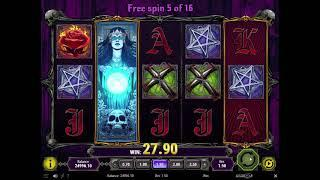 House of Doom slot from Play'n GO - Gameplay