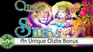 Queen of Sheba slot machine, oldie bonus