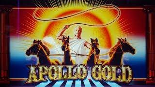 Apollo Gold Slot - NICE BONUS, ALL FEATURES!