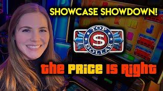 NEW Price Is Right Slot Machine! Showcase Showdown WIN!! My Best Top Dollar Offer Yet!!
