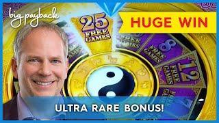 HUGE BONUS! Wheel of Prosperity Phoenix Slot - ONE OF MY BEST ARUZE BONUSES!