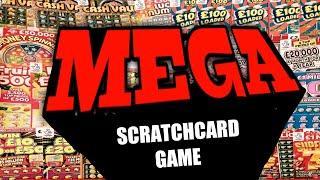 MEGA  SCRATCHCARD..50X CASH..CASH VAULT..£100 LOADED