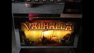 Valhalla Slot machine High Limit machine $9 bet free spins bonus slot machine Pokie IGT