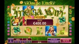 Gaelic Luck Online Slot from Playtech