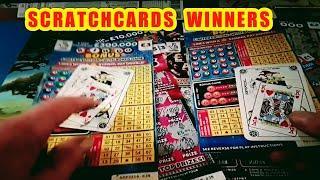 Scratchcards..WINNERS FINAL.....WHO WINS....WhooooOOOOOOO
