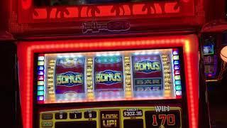 Jin Long 888 Slot Machine - High Limit - $9/Spin With Bonus Game