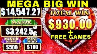Massive Slot Win High Limit Lock It Link | Better Than HANDPAY JACKPOT | Heavenly Riches Slot Play