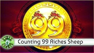 99 Riches slot machine bonus