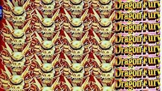 Dragon's Fury Slot Machine Max Bet Bonus & NICE LINE HIT   Great Session   STAR WATC Fire Bonuses