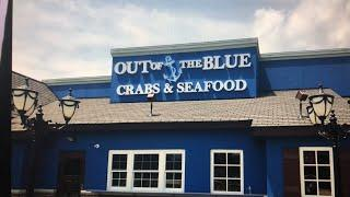 Sunday Funday at Out of The Blue Crabs and Seafood Skill Play!