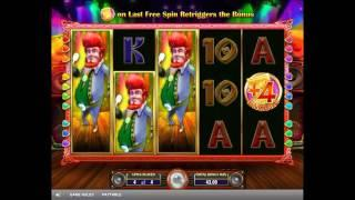 Shamrockers slot by IGT - Gameplay