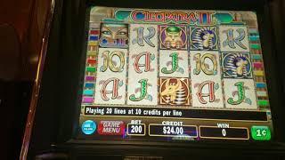 CLEO 2 Max Bet Bonuses and Live Play