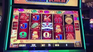 Happy Lantern - 5 Times Pay - High Limit Slot Play