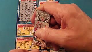 .BINGO. MILLIONAIRE Scratchcard.......Our One Card Wonder Game..