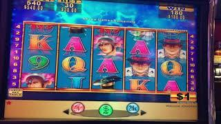 Double Gold High Limit Slot Play - Cash Illusions High Limit $30/spin