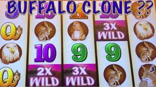 BIG WIN !! Retrigger....Retrigger madness leads to 200X ! Better than Buffalo.???