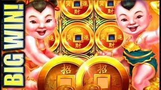 •NEW SLOT! BIG WIN!• SHOW ME DA COINS! • FU DAO LE RICHES (PART 1 OF 2) Slot Machine Bonus (SG)