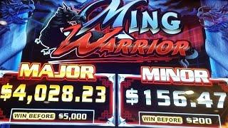"""NEW GAME"" Ming Warrior FreeSpins  ( 25 Cent )"