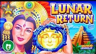 •️ New - Lunar Return slot machine, 2 sessions, bonus