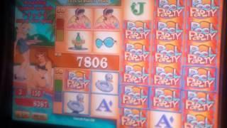 Dean Martin's Pool Party(WMS)- line hit