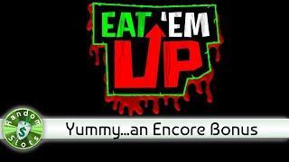 Eat 'Em Up slot machine, Encore Bonus