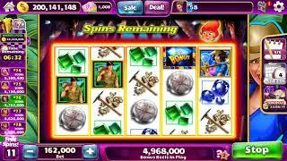 HOT HOT PENNY GEM HUNTER Video Slot Casino Game with a FREE SPIN B BONUS