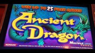 Ancient Dragon 5.00 **Maxbet** (Freespins)