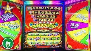 ️ New - Crazy Money Double Deluxe slot machine, bonus