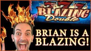 Brian is a Blazing!  MULTIPLIER MONDAYS  Live Play Slots / Pokies in Las Vegas and SoCal