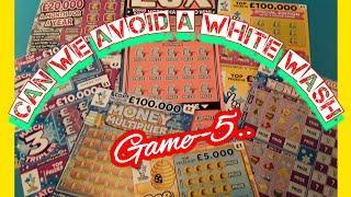 Scratchcards....20X..Cash..Wonderlines..Bee Lucky..£20,000 Month..Multiplier