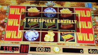 Highwin/JackpotDiamond Gold Auf 4 Euro Fach Freispieleder Babo Zeigt wieder mal was geilesMerkur