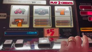Cigars Cigars & More Cigars $10/Spin - Old School High Limit Slot Play