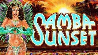 Watch Samba Sunset Slot Machine Video at Slots of Vegas