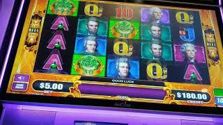 Mighty Cash (Not So Mighty?) Free Spins with Retrigger