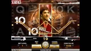 Scarface slot by NetEnt - Gameplay