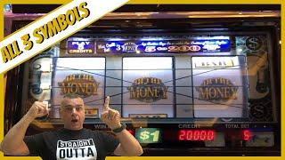 "I Got 3 Symbols On ""In The Money"" Slot Machine At Hardrock Tampa"