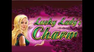Lucky Lady's Charm free slots machine game preview by Slotozilla.com
