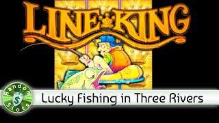 Line King slot machine, Encore Bonus and Questionable Assumption