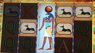 Highwin/BigwinWir spielen Eye of Horus2Euro und 4 Euro Fach,FreispielMerkur/Novoline