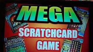 MEGA GAME..XMAS ADVENT..£500 LOADED..RUBY DOUBLER..Etc