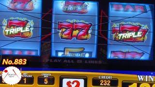 Handpay JackpotTriple Hot Ice Slot Max Bet $10 & Dragon Cash Golden Century Slot 赤富士スロット