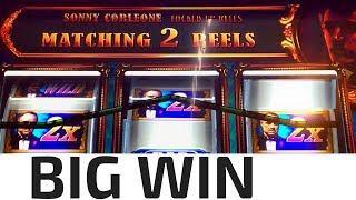 Thanks Brent! The Godfather Slot Machine Bonus & Big Wins