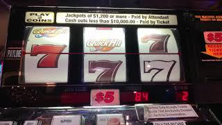 Crazy Winners $30/Spin - Double Jackpot Quick Hit - High Limit Slot Play