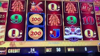Happy Lantern - Triple Double Diamond  - High Limit Slot Play